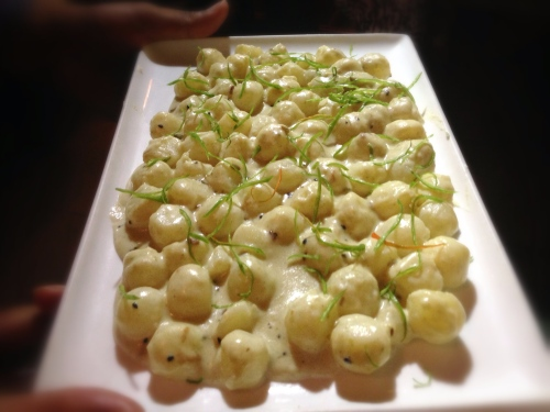 Panch Phoran Potatoes