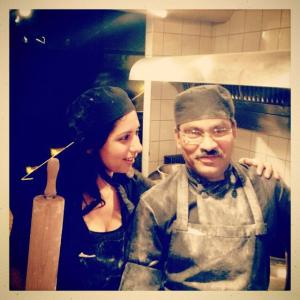 Chef Mobarak